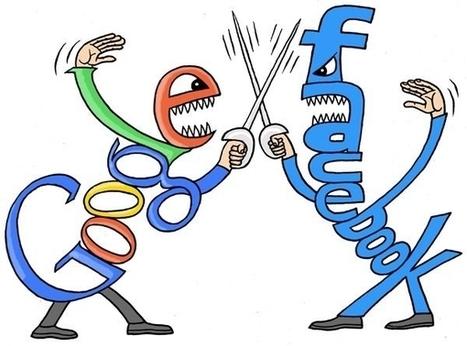 Google aduce vanzari, Facebook doar like-uri | IT Romania | Scoop.it