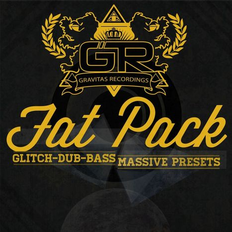The Gravitas Fat Pack - 45 Free Massive Patches - Gravitas Recordings | Trillsounds | Scoop.it