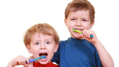 La formule du meilleur brossage de dents | Fédération Française d'Orthodontie | Scoop.it