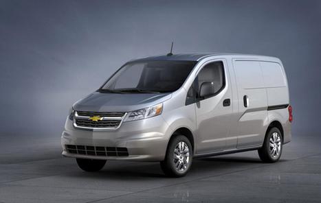 Chevrolet City Express 2015 | Areavan | Scoop.it