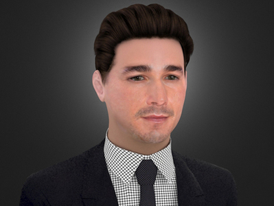 Shia Labeouf 3D face | 3D Library | Scoop.it