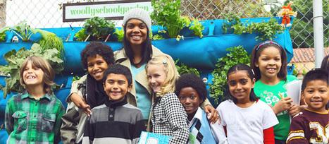 Welcome to Woolly School Garden | Woolly School Garden | Pulaski Schools Garden | Scoop.it