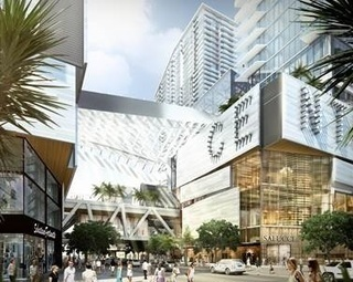 Saks Fifth Avenue to Anchor Miami's Brickell City Centre | Luxury Real Estate | Scoop.it