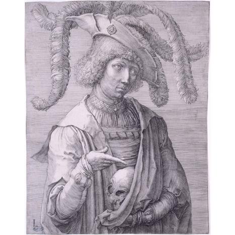 Le Petit Palais - Lucas de Leyde (vers 1494 - 1533) - Gravures sur cuivre - Paris.fr | L'actu culturelle | Scoop.it