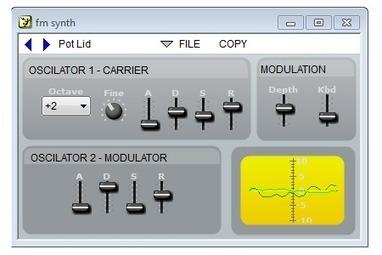 SynthEdit - Créer vos propres synthés et  effets VST | MAO - Musique assistée par ordinateur | Scoop.it