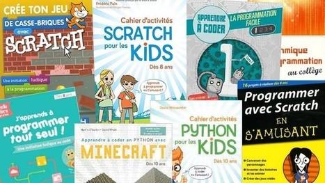 20 livres pour apprendre à coder pour les enfants et ados | SeriousGame, MOOC, Elearing | Scoop.it