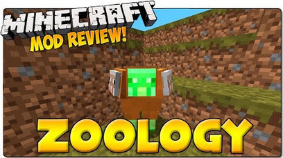 Zoology Mod 1.10.2/1.9.4 | My Pin | Scoop.it