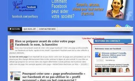 Avantages d'une page Facebook professionnelle par rapport à un profil | Médias et réseaux sociaux professionnels | Scoop.it