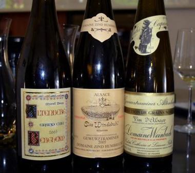 Masterclass exceptionnelle : les 10 ans de l'Oenothèque Alsace | Gastronomy & Wines | Scoop.it