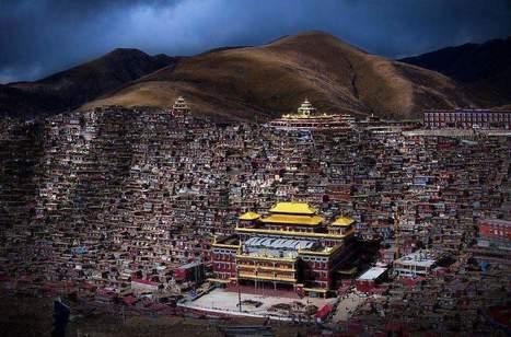 Destruction programmée de la plus grande ville religieuse du Tibet | Le Club de Mediapart | Options Futurs Rio+20 | Scoop.it