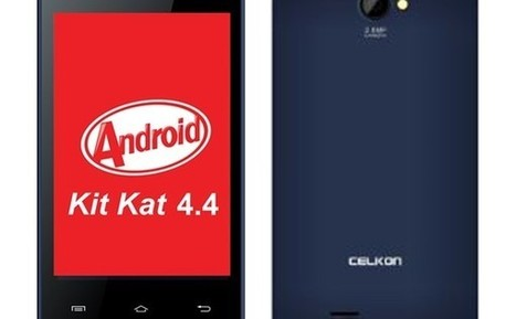 Celkon Campus A35K Android Kitkat Smartphone launched for Rs. 2,999 | Buzzlatest | Latest Buzz | Scoop.it