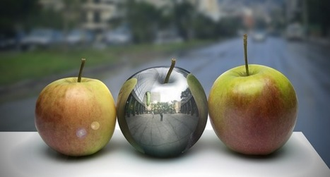 Create a Photo-Realistic Metal Apple in Photoshop | Aware Entertainment | Scoop.it