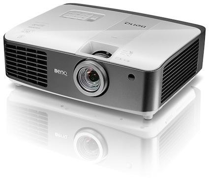 BenQ W1500 : un projecteur Full HD 3D autorisant la diffusion sans fil | videoprojecteur | Scoop.it