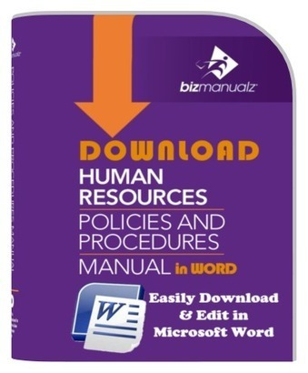 Human Resource Policies And Procedures | HR Templates | Quality Management | Scoop.it