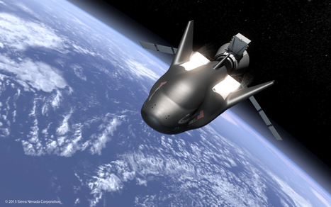 Dream Chaser: The Return of the Spaceplane | Aerospace and aviation construction | Scoop.it