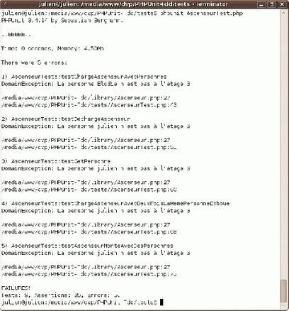 Développement piloté par les tests avec PHPUnit | Jimbi_Dev | Scoop.it