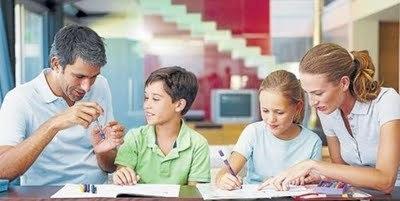 Los padres y las tareas escolares - Grupo Educativa | Cuidando... | Scoop.it