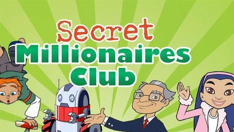 What Warren Buffett Can Teach Children About Money | WARREN BUFFETT'S SECRET MILLIONAIRES CLUB | Scoop.it