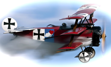 flygcforum.com - WW1, Who Killed The Red Baron?   AMAZING things!   Scoop.it