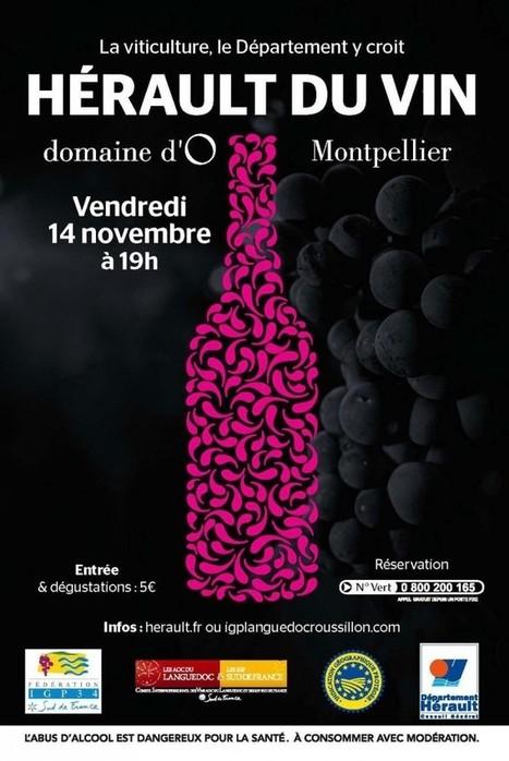 « Hérault du vin » | Le Vin et + encore | Scoop.it