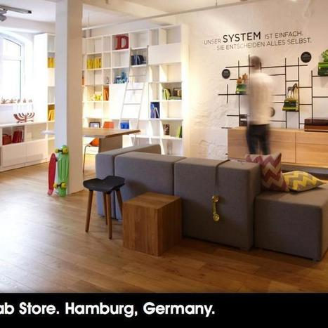 Fab Launches First Retail Store, Design-Your-Own Furniture | Scott's Linkorama | Scoop.it