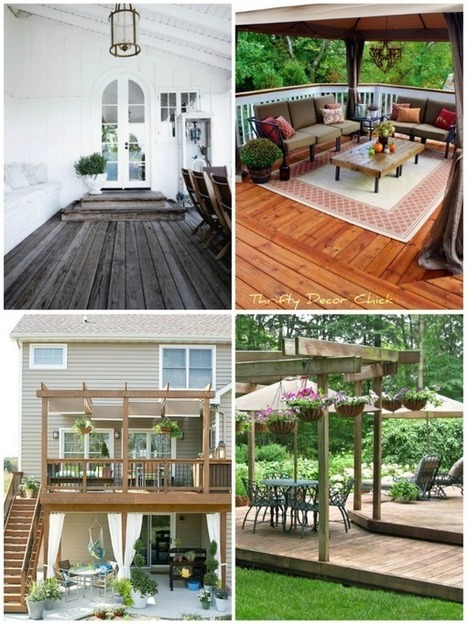 Outdoor Living Spaces – How they can Add Value to your Home | LANDSCAPING | Scoop.it