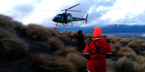 Hypothermic students rescued from Mt Tongariro after becoming separated from group - National - NZ Herald News   Safety Management in the Outdoors   Scoop.it