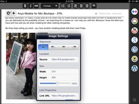 Edit WordPress pages with Blogsy for iPad | TiPb | It-pedagogik och mobilt lärande | Scoop.it