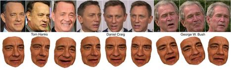 How to animate a digital model of a person from images collected from the Internet | KurzweilAI | Science And Wonder | Scoop.it