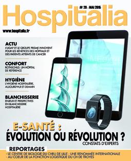 Le dernier numéro d'Hospitalia est arrivé ! | Informatique et santé | Scoop.it