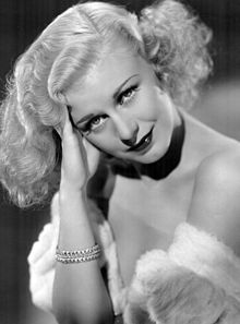 Ginger Rogers | Women of Classic Hollywood Cinema | Scoop.it