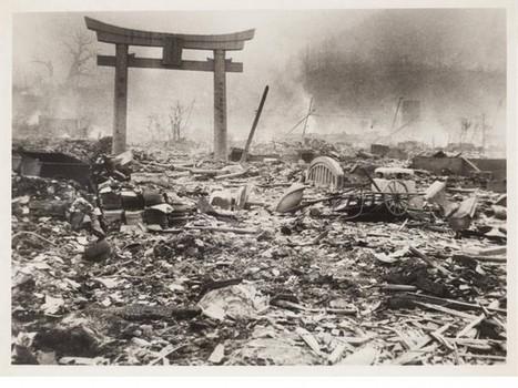 Nagasaki, the day after: le foto inedite del giorno dopo l'atomica   La Longue-vue   Scoop.it
