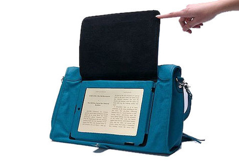 Versetta Releases New Line of Fashionable iPad Bags | PadGadget | iPad for Art | Scoop.it