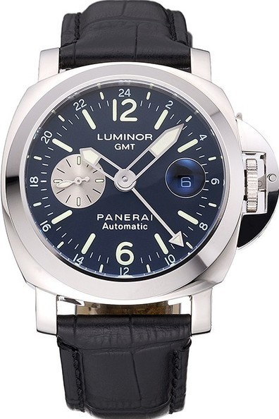 Replica Panerai Luminor GMT Black Dial Mens Watch | Men's & Women's Replica Watches Collection Online | Scoop.it