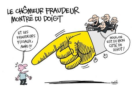 L'oeil de Soulcié : montrer les chômeurs du doigt | LGL LIFESTYLE | Scoop.it