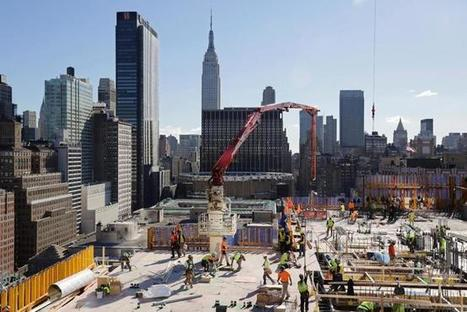 Construction Spending Hits New High | Small Business News and Information | Scoop.it
