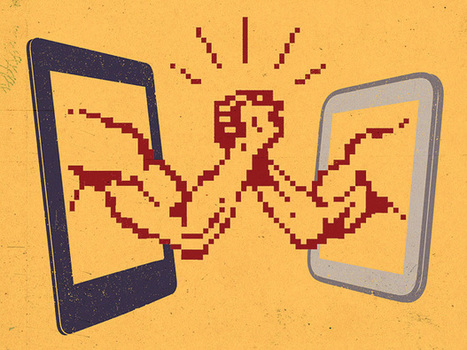 The Language of E-books - IEEE Spectrum   Library learning centre builds lifelong learners.   Scoop.it