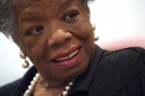 52 tweeted messages of wisdom from Maya Angelou | Fabulous Bloggers and Interesting posts | Scoop.it