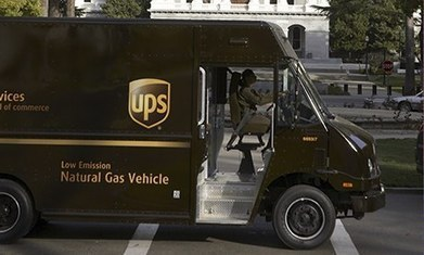 UPS: Delivering on sustainability | Supply Chain & Transportation | Scoop.it