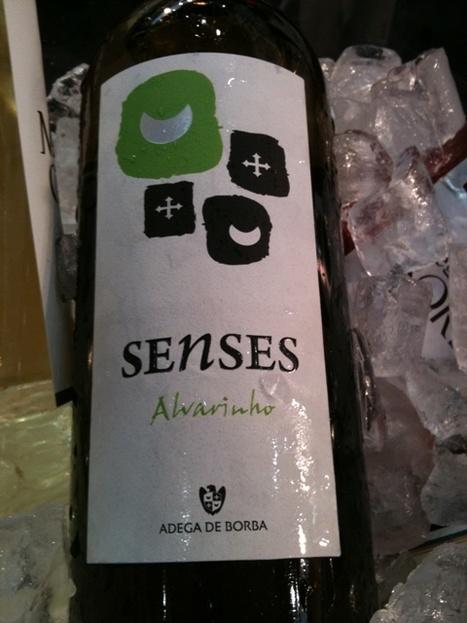 Senses Alvarinho (2010)   Wine Lovers   Scoop.it