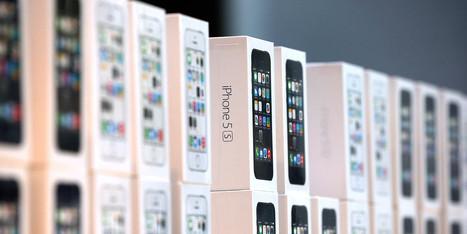 Free invente la location d'iPhone | Android, Iphone : Smartphone, téléphonie mobile et tablettes | Scoop.it