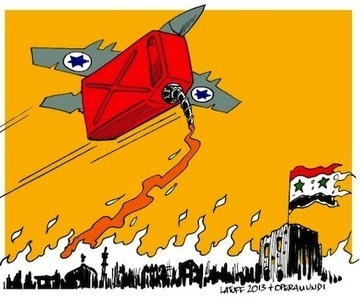 Syrie : Israël-ASL, même combat | Have a word | Scoop.it