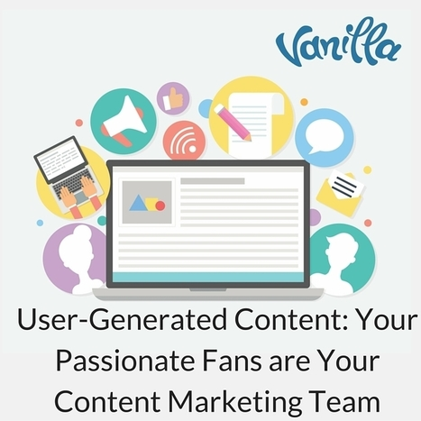 User-Generated Content: Your Passionate Fans Are Your Content Marketing Team | Social Media, Content Marketing and User Experience | Scoop.it