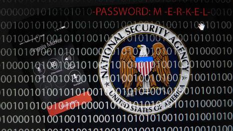 From Merkel to Tymoshenko: NSA spied on 122 world leaders, Snowden docs ... - RT   NSA   Scoop.it