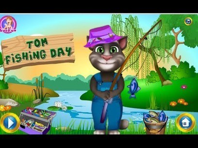 Tom Fishing Day-Free Game Online | Drugo Non Balla | Scoop.it