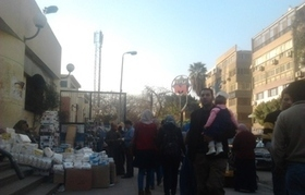Vendors flock to Egypt's metro stations | Égypt-actus | Scoop.it
