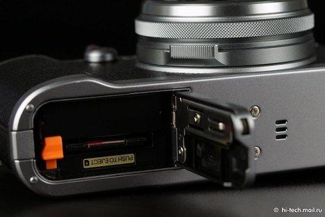 Обзор Fujifilm X100T: очень красивая японская камера / Hi-Tech.Mail.Ru | Fujifilm X Series APS C sensor camera | Scoop.it