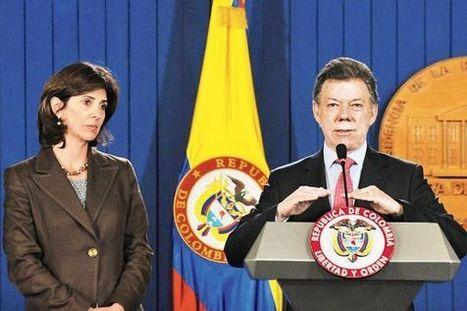 Gobierno colombiano felicitó a Nicolás Maduro por su elección | Un poco del mundo para Colombia | Scoop.it