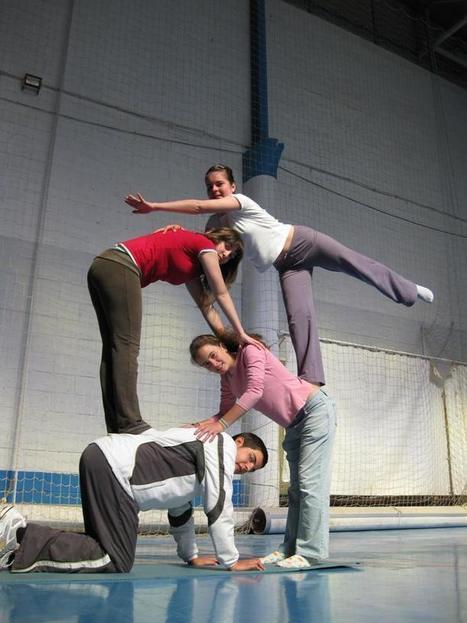 El Acrosport:   educación fisica   Scoop.it