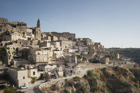 Restoring Matera, Italy's City of Stone - The WSJ | Italia Mia | Scoop.it